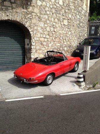 Spider lifestyle: dream fulfilled! Alfa Spider Duetto 1967
