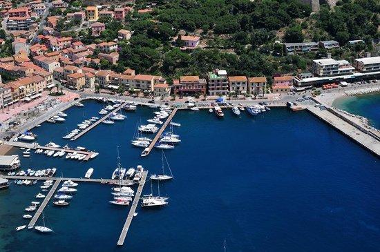 Hotel Belmare: Golfo di Porto Azzurro