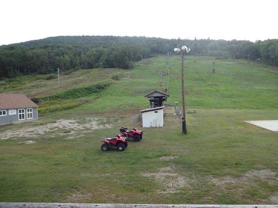 West Mountain Ski Resort : West Mountain Ski slope