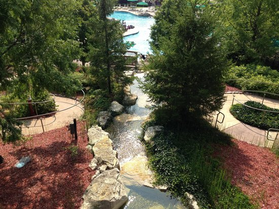 Marriott's Willow Ridge Lodge: View from Lodge Balcony