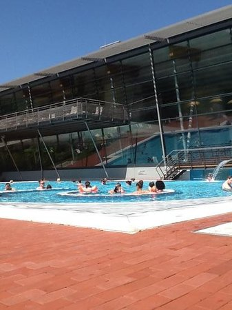 Hufeland-Therme: sol a full