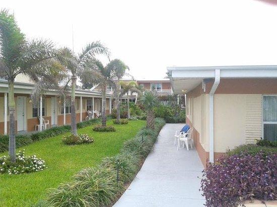 Long Key Beach Resort & Motel: Hotel!