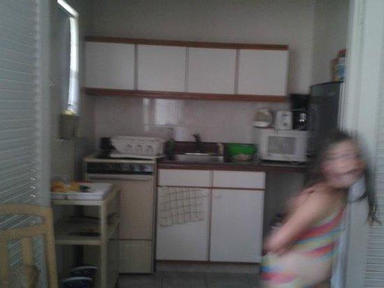 Long Key Beach Resort & Motel: Kitchen!