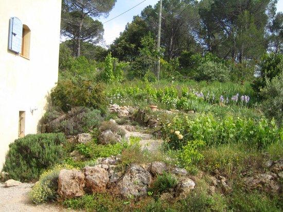 La Bastide des Templiers : Wohnen in Mitten in der Natur
