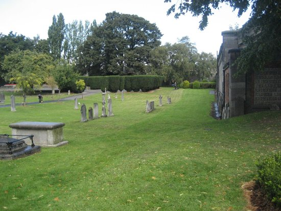 Arbour Hill Cemetery : Very peaceful