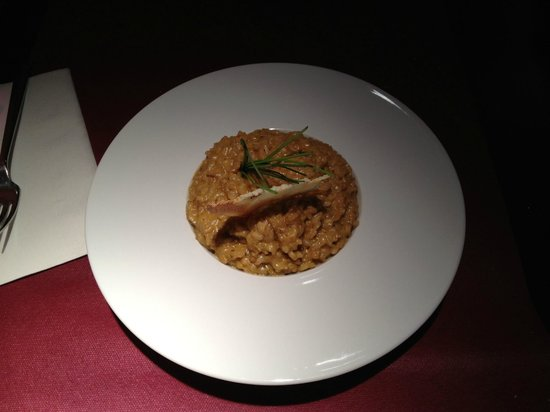 Mind the Gap: Risotto
