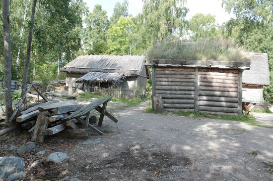 Birka and Hovgarden: Viking village