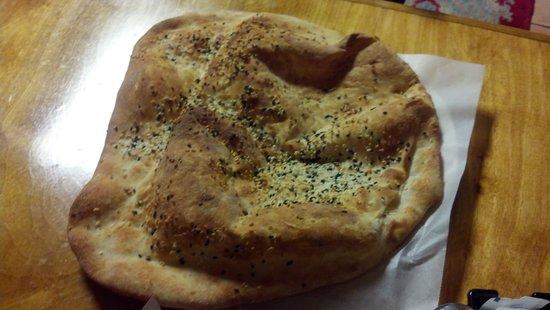 Arabesque: Damascus Bread