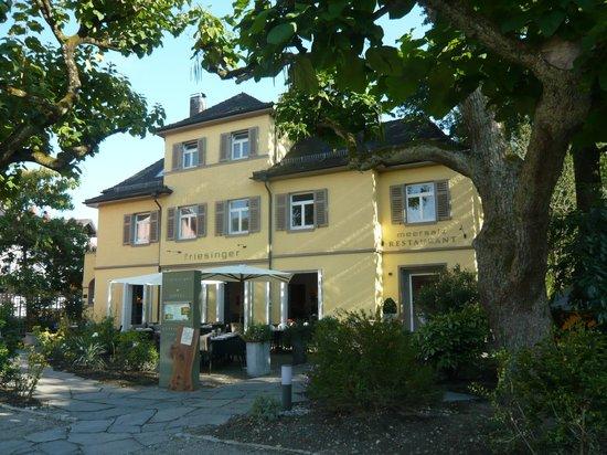 Boutique Hotel Friesinger und Restaurant Meersalz