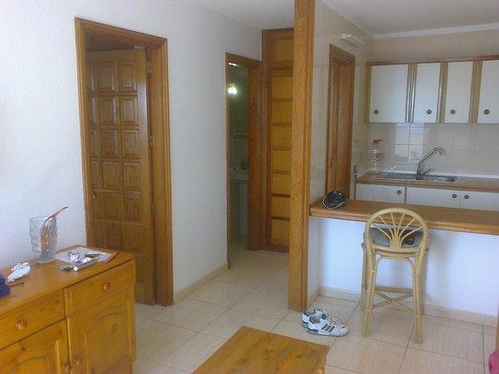 Apartamentos Las Fuentes: Clean apartments
