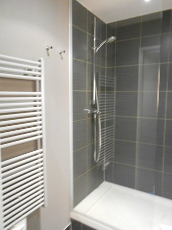 Adagio Vienna City: Shower