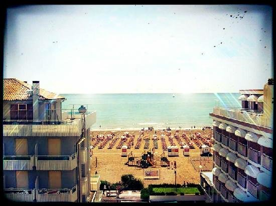 Hotel Marinella: Sea View