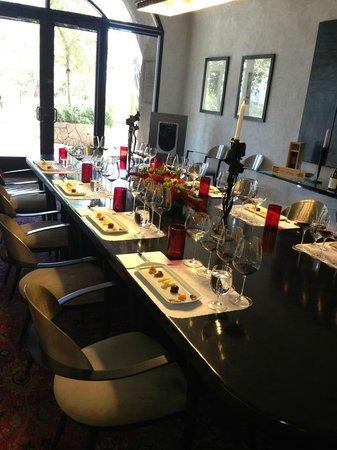 Palmaz Vineyards: Palmaz Tour and Tasting