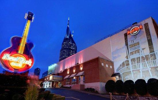 Hard Rock Cafe Nashville Valet
