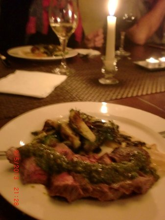 Eat Drink: Amazing eaton ranch hangar steak + chimmichurri