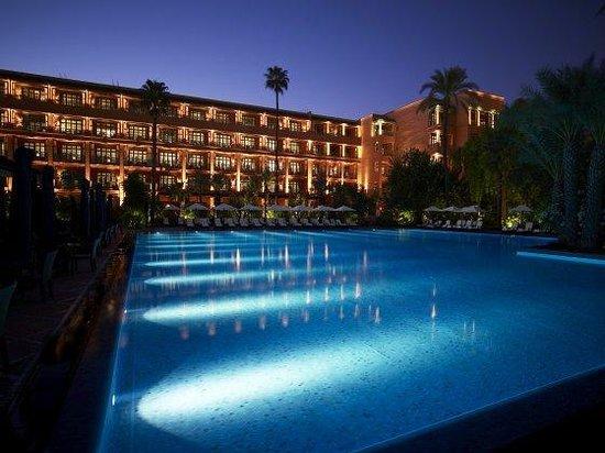 La Mamounia Marrakech: La Mamounia Merrakech - Pool area 2