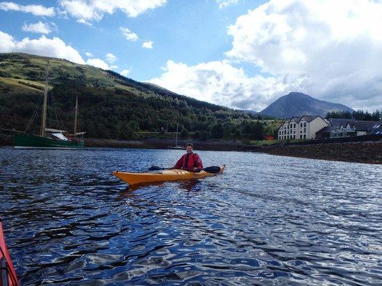 Paddle Lochaber: photo by Mike Murphy of Paddlelochaber