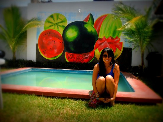 Hostal Vive la Vida: Playa del Carmen, México - BeL