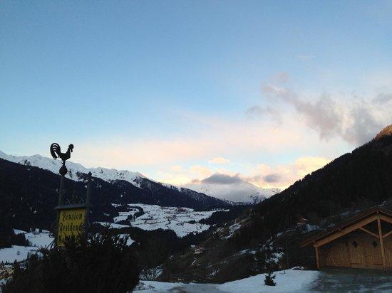 Residence Garni Melcherhof: Vista al mattino