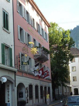 Romantik Hotel Stern: Romantik Stern Hotel, Chur