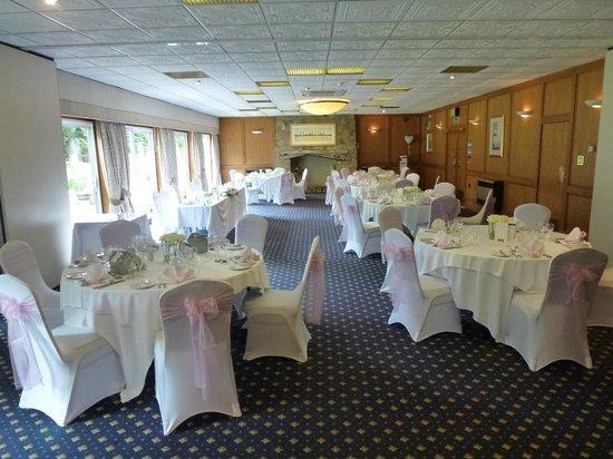 Alton House Hotel: Wedding Reception room