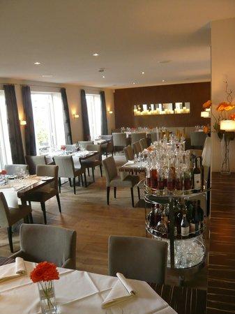 Meersalz: Das Restaurant mit 35 Sitzplätzen