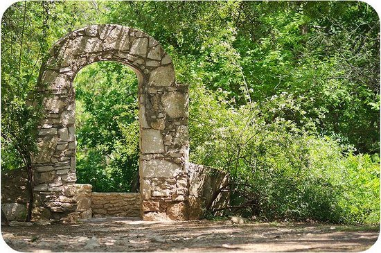 Mayfield Park Cottage and Gardens : The Archway