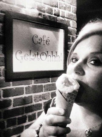 Cafe GelatOhhh!: Gelato in Savannah, GA