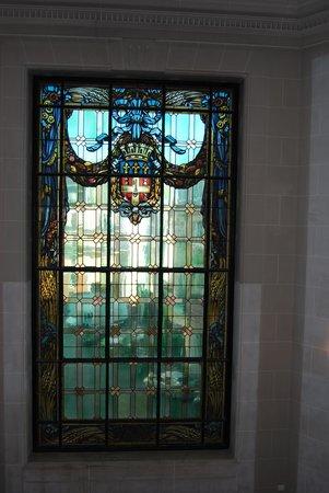 Mercure Le Mans Centre : Stained Glass