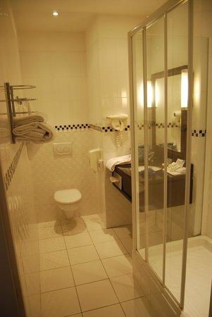Mercure Le Mans Centre : Bathroom
