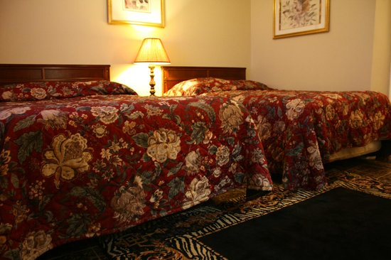 Kent Motel: double bed room