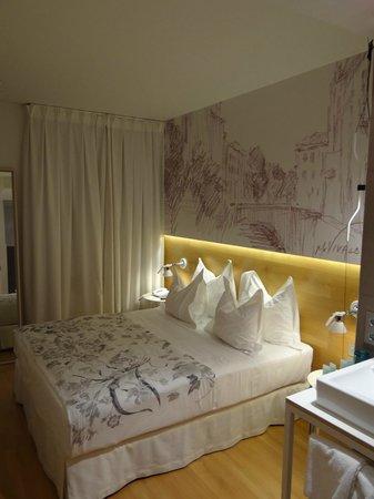 Hotel Parraga Siete: Camera 25 all'interno..
