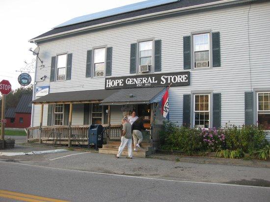 Hope General Store - Hope, Maine
