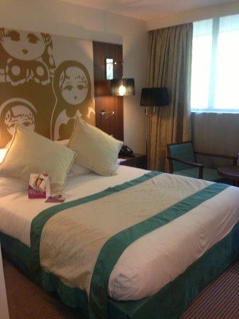 Crowne Plaza Montpellier - Corum: Bedroom