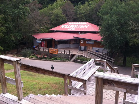 Wildwater Rafting - Ocoee : Don't pass this place!