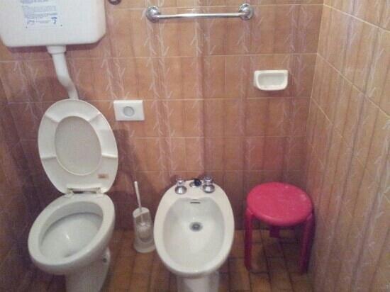 Hotel Villa Celeste: bagno