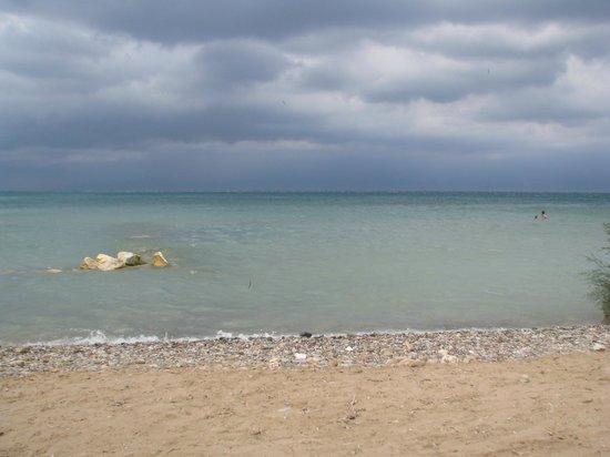 Angela Beach Hotel: Plaża