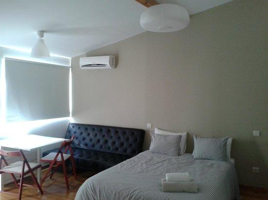 Aparthotel Oporto Sol : apartamento