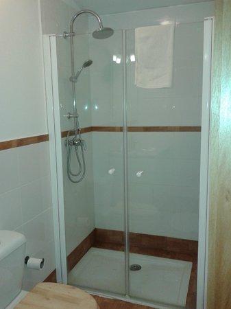Aparthotel Oporto Sol : ducha
