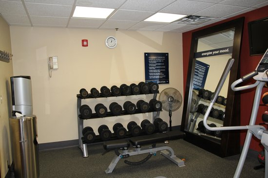 Hampton Inn Carrollton: Fitness Center