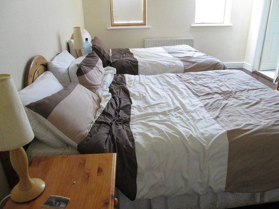 The Lodge, Doolin : bedroom