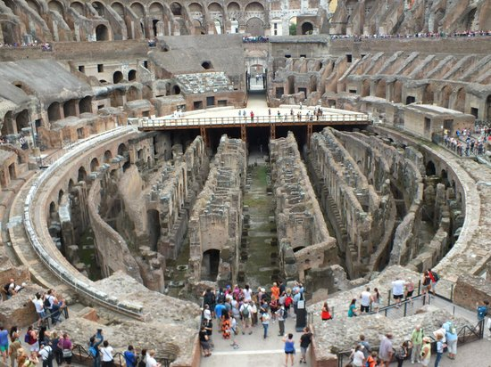 Dark Rome Tours Walks
