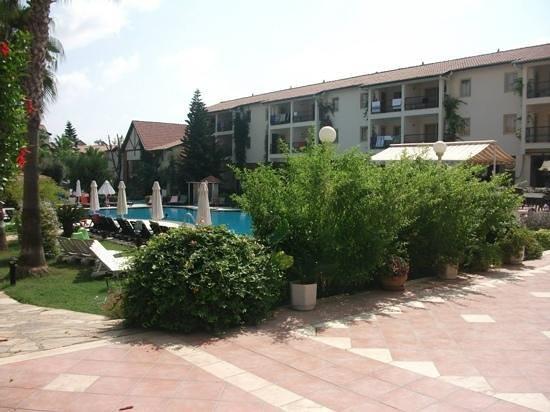 Kentia Apartments: pool