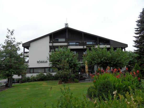 Hotel Rössle: Hotel