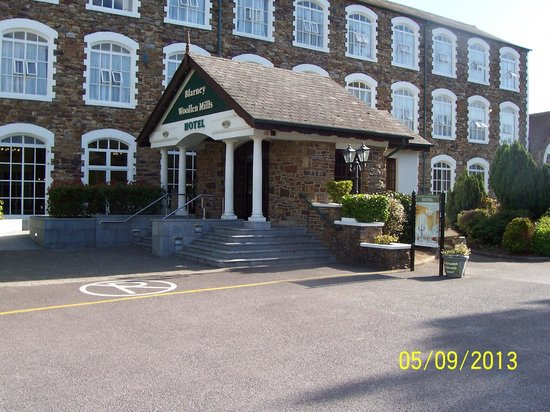 Blarney Woollen Mills Hotel : Lovely hotel and setting