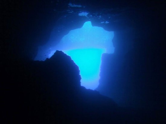 Gozo Diving: Blue Hole