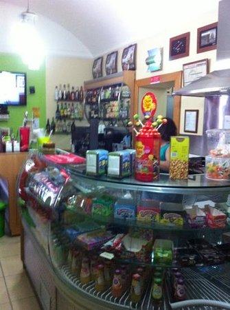 Snack bar com tradicoes