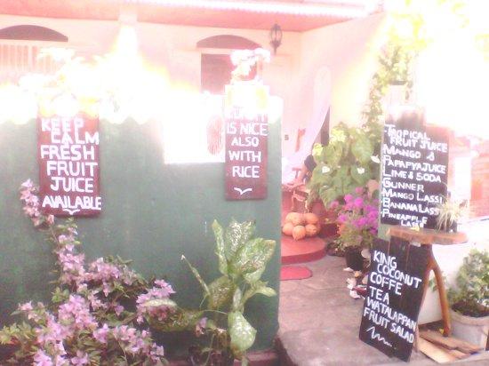 Lucky Fort Restaurant: frount view