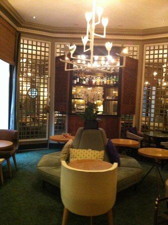 Hotel Recamier : bar