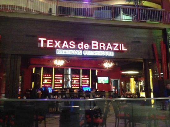 Texas de Brazil is family owned and operated and continues to expand both domestically and internationally to bring the Brazilian Steakhouse dining experience to new and exciting geographical locations. In Aruba you will find us on the Palm Beach Strip at La Hacienda Mall. Texas de Brazil.
